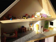 Fabriquer une maison de poup e ou de playmobil playmobil for Aurora maison de cuisine dallas