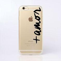 Capinha para celular Mais Amor
