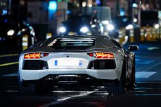 Lamborghini Aventador Image by Katrox (via:johnny-escobar)