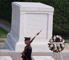 Arlington National Cemetery, Washington, D.C.--Even on a rainy day it was a beautiful experience.