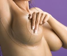 Biodermis/Epi-Derm Ultimate Breast Surgery Scar Reduction & Healing Sheet Kit (w/Anchor & Areola Circle) - Pair