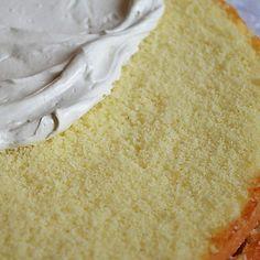 From scratch vanilla cake recipe by Liz Marek on Sugar Geek Show Cake Tutorials
