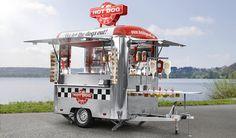 Steely - Der Hotdogwagen von Roka
