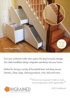 under stairs storage dublin