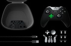 Take a Look new Xbox One Controller