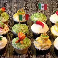 Cinco de Mayo....what?! They captured all the little things I love about this day on a cupcake!