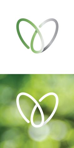 Minimal Green & White Logo Design as part of Brand Design for Assure Concierge Services, Social Services Logo by Brand Designer Michelle Wintersteen of MKW Graphics helping design vibrant and visuals-forward brands for ambitious entrepreneurs in San Diego Minimal Logo, Graphisches Design, Brand Design, Logo Vert, Master Design, Zen Logo, Inspiration Logo Design, Logos, Service Logo