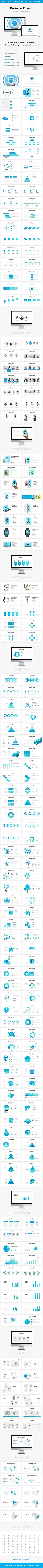 Business Project Powerpoint Template - Business PowerPoint Templates