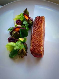 The Chefs Talk Project. Duck breast