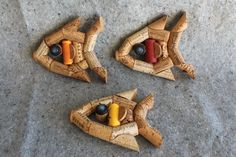 Tropical Cork Fish