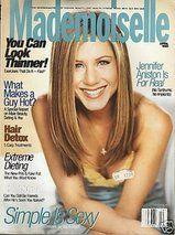 Jennifer Aniston - Mademoiselle