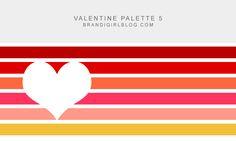 Valentine Palette 5 | Brandi Girl Blog