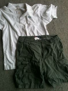 Day 268: Men's Clothes #clutter