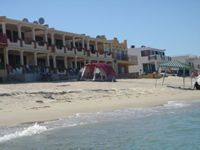 Alicia's Beach Condos - Right on the best beach in San Felipe! Beautiful spacious accommodations right on the beach in San Felipe's most desirable area.