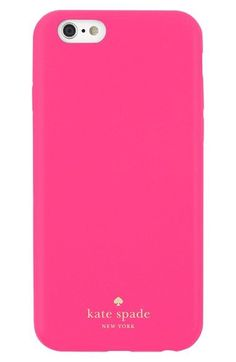 Free shipping and returns on kate spade new york iPhone 6 case at Nordstrom.com. A beautiful new phone deserves a beautiful new case. Treat your phone right with a protective kate spade case that comes in two stunning colors.