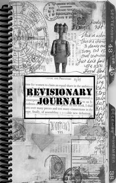 Revisionary Journal  January Journaling Jam by julianacoles, $25.00