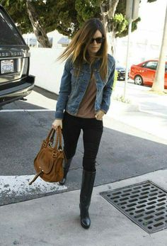 Autumn Winter Fashion, Fall Winter, Rachel Bilson, Simple Outfits, Fashion  Lookbook, d518b0fcee