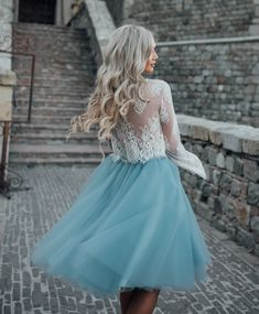 The Juliet, Skirts - Bliss Tulle, dusty blue, tulle skirt, dusty blue tulle skirt, tulle, tulle skirts
