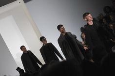 Technologically brooding for Calvin Klein