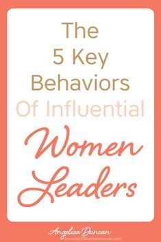 Do you know the characteristics of influential women in leadership? Use these character traits of an influential woman in your ministry and discover how to live for God in all areas of your life.    Angelica Duncan Servant Leadership, Women In Leadership, Leadership Coaching, Leadership Development, Leadership Quotes, Student Leadership, Personal Development, John Maxwell, Proverbs 31 Woman