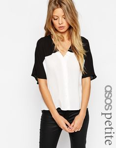This kimono style ASOS shirt would be so easy to throw on for work.