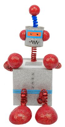 dulceros originales para fiestas infantiles robot dulces para nios da del nio