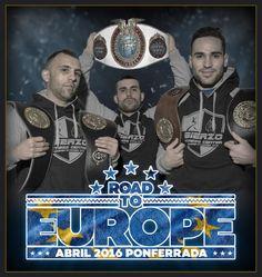 KARATE DAVID - BUDOKAN SEVILLA : Ponferrada acogerá en abril los campeonatos de Europa de K1