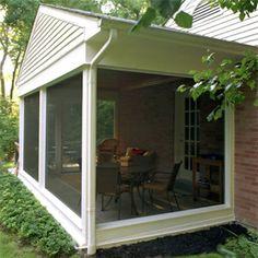 screened+patio+ideas   porch ideas screen porch pictures screen ... - Screened In Patio Ideas