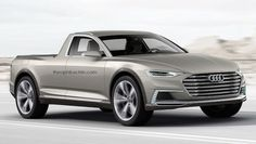 Design : Audi Prologue Pick-up