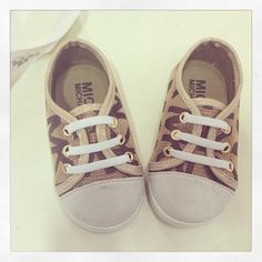 OMG! MK baby shoes? I love these!!