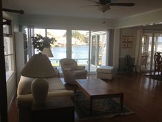Waterfront 2BR 2BA pletely renovated condo with epic views & pool