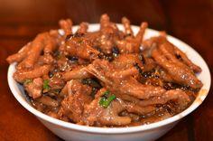 Chicken feet recipe by Annie Vang