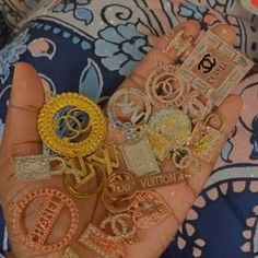 Individuals or Pre Mixed Bundles Apple Watch Bracelets, Bangle Bracelets With Charms, Tiffany Store, Crocs Fashion, Candy Bouquet Diy, Diy Keychain, Keychains, Art Deco Diamond, Diamond Brooch