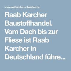 Pin Von Bauer Baustoffe GmbH Auf Baustoffhandel Pinterest - Raab karcher fliesen katalog