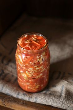 Canning Recipes, Raw Food Recipes, Gluten Free Recipes, Asian Recipes, Healthy Recipes, Kimchi, Cooking 101, Korean Food, Food Inspiration