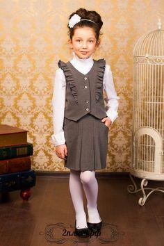 Fashion Dolls, Kids Fashion, Fashion Dresses, Tutus For Girls, Girls Dresses, Kids Party Wear, School Uniform Fashion, Girls World, Baby Dress
