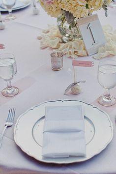 Bridesmaid luncheon idea