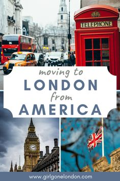 For anyone wondering how to move from America to London or how to move from America to England to follow your dreams, here are some things you really need to know. Best Countries In Europe, London With Kids, London Night, London Attractions, Maldives Travel, Things To Do In London, Beautiful Places To Visit, London Travel, Study Abroad