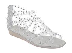 Stuart Weitzman at - Ankle Jelly Gladiator Sandal - Women's Shoes Gladiator Sandals, Stuart Weitzman, Women's Shoes, Jelly, Ankle, Sneakers, Fashion, Tennis, Moda