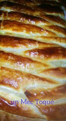 Tresse feuilletée poireaux. Publié par Un Mec Toqué. Retrouvez toutes ses recettes sur youmiam.com.