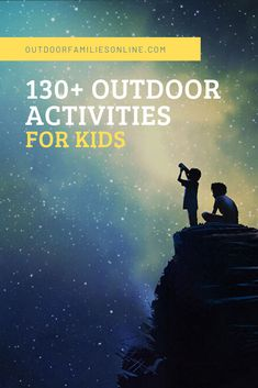 FREE Outdoor Learning Activities For Kids Unexpectedly Stuck at Home - Outdoor Families Magazine Outdoor Activities For Kids, Outdoor Learning, Stem Activities, Educational Activities, Learning Activities, Kids Learning, Homeschooling Resources, Learning Sites, Easy Science Experiments