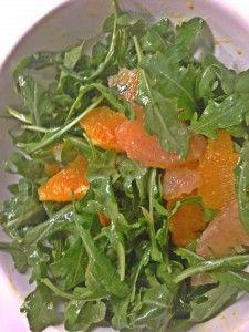 Citrus and Arugula Salad