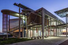 Gallery of NMMU B Ed Foundation Phase Building / The Matrix...cc Urban Designers & Architects - 7