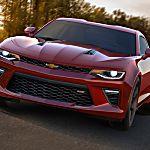Chevrolet divulga preços do Camaro 2016 para os Estados Unidos