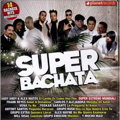 Various Artists - Super Bachata (CD)