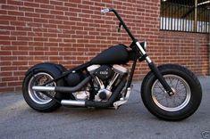 Custom Made Custom Built Exile Cycles Motorcycle