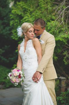 Vintage Wedding With A Natural Shine