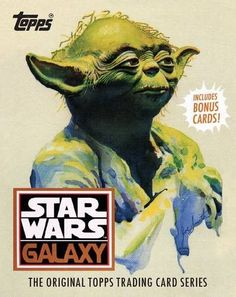 Star Wars Galaxy: The Original Topps Trading Card Series (Topps Star Wars)