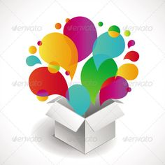 Vector White Box - Surprise Concept  #GraphicRiver         Vector white box – surprise concept, EPS and AI files, Jpeg file (5000×5000px)     Created: 18July13 GraphicsFilesIncluded: JPGImage #VectorEPS #AIIllustrator Layered: No MinimumAdobeCSVersion: CS Tags: abstract #backdrop #background #banner #birthday #blue #box #bright #card #concept #deliver #designelement #festival #gift #holiday #icon #open #present #presentation #rainbow #shopping #sign #splash #surprise #symbol #vector #white