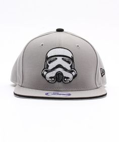 ONSPOTZ KIDS(オンスポッツ キッズ)のNEWERA×STAR WARS KIDS 9FIFTY SNAPBACK CAP HERO SANDWICH STORM TROOPER GRAY(キャップ)|詳細画像